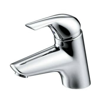 Ideal Standard Ceraplan basin mixer tap WITHOUT pop-up waste. Chrome B7887AA